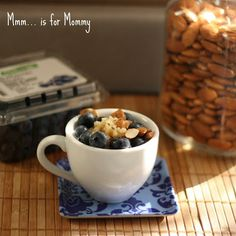 (Almost) Instant Breakfast Quinoa and More Breakfasts On-the-Go