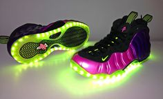 "Nike Air Foamposite One ""Mambacurial"" Custom"