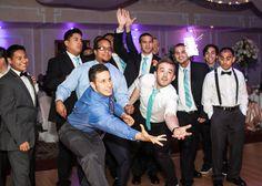 #nycweddingphotographer #weddingday #boxofdreamsphotogrpahy #love #reception  #longislandweddingphotographer #weddings #hair #celebration #gartertoss #garter #groomsmen #nyc #newyork