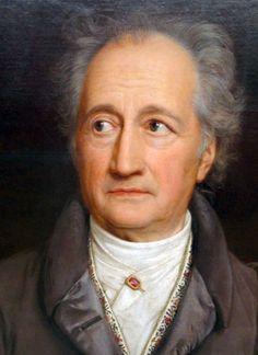 Famous VIRGO: Johann Wolfgang von Goethe (German poet, writer, dramatist) • August 28, 1749