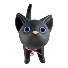 Jingle Kitten Bank Black design inspiration on Fab.