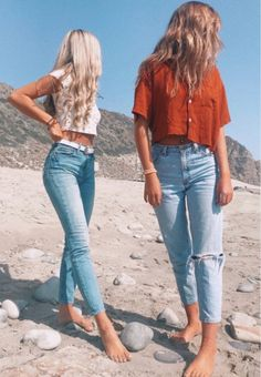 Summer outfits, women fashion outfits, summer wear clothing, summer dresses The Top 5 Fashion Basics for Cute Casual Teen Outfits Mode Outfits, Fall Outfits, Jean Outfits, Spring School Outfits, Black Outfits, Christmas Outfits, Look 80s, Elegantes Outfit, Looks Vintage