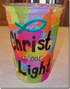 easter craft I remember making these kinds of cups in vacation bible school when I was little.