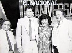 Fotografía que se encontraba apostada en la oficina de Ricardo Peña, productor de Sábado Sensacional, donde se encontraba junto a Amador Bendayán y John Travolta. Caracas, 14-10-09 (ALEXANDRA BLANCO / EL NACIONAL)