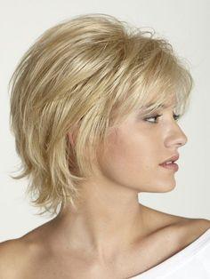 Light Blonde Mixed Spiffy Shor