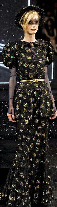 www.2locos.com Chanel fall 2011