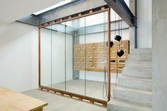 Tadafusa Factory Showroom par Yusuke Seki - Journal du Design