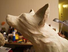ceramic fox - Google Search