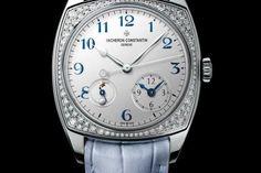 10 montres & un coussin - Vacheron Constantin Harmony - lesoir.be