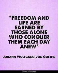 Freedom Quotes   http://noblequotes.com/