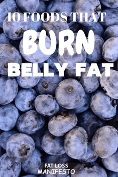 Discover 10 foods that you can eat RIGHT NOW that will burn off stubborn belly fat! Stubborn Belly Fat, Reduce Belly Fat, Burn Belly Fat, Lose Stomach Fat Workout, Lower Belly Workout, Quick Weight Loss Tips, Fast Weight Loss, Fat Fast, Lose Weight