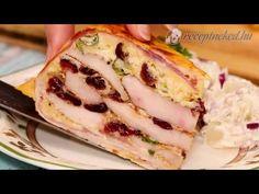 Érdekel a receptje? Kattints a képre! Küldte: LigetiK Bacon, Mexican, Ethnic Recipes, Youtube, Food, Deceit, Essen, Meals, Youtubers