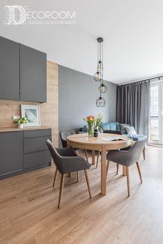 Salas de estar modernas por Decoroom
