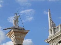 San Marco Plein, Venetië