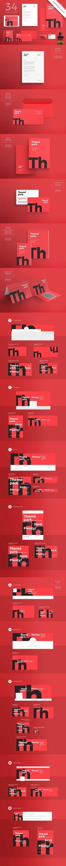 Branding Pack | Theme Park. Stationery Templates