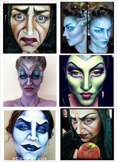 Disney Looks by Coy Makeup