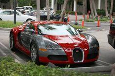 Chris Brown Bugatti Veyron