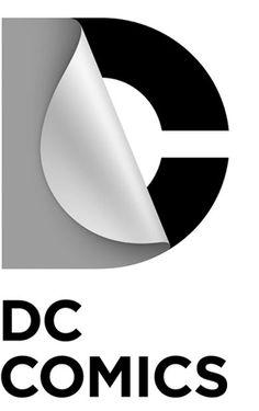 """""""Gotham""""ized new DC Comics Logo"""