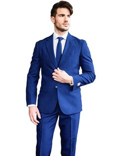 Check out Men's Navy Royale OppoSuit | OppoSuit Costumes from Costume SuperCenter from Costume Super Center