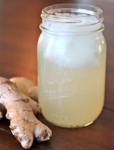 Homemade Ginger Ale. This information should not replace professional advice by…