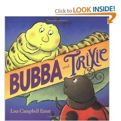Bubba and Trixie | cute books for kids | ChristieWrightWild.com
