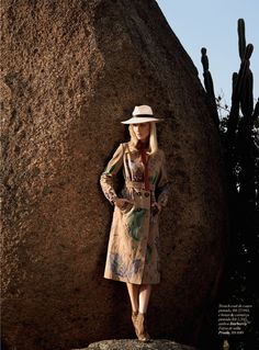 country chique: ana claudia michels by nicole heiniger for marie claire brazil october 2014
