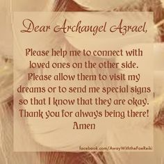 The Archangels oversee and guide Guardian Angels who are with us on earth. The most widely known Archangel Gabriel, Michael, Raphael, and Uriel. Archangel Azrael, Archangel Michael, Metatron Archangel, Archangel Prayers, Angel Readings, Psychic Readings, Angel Quotes, Bible Quotes, Angel Guidance