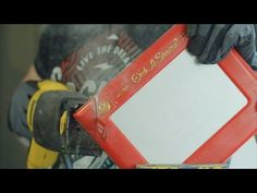 Finally! An Answer To Life's Oldest Question - What The Heck Is Inside Of An Etch-A-Sketch!? | RealClear