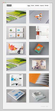 The Web Aesthetic / MOOI — Designspiration