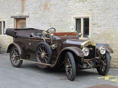 1914_Rover_12_tourer_registered 31 December 1914