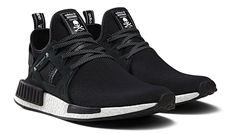 22c0fb0fbb84 Two lifestyle giants collaborate with the mastermind Japan adidas NMD and  the upcoming black leather Tubular Instinct.