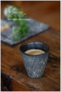Cup by Keisuke Iwata, Japan