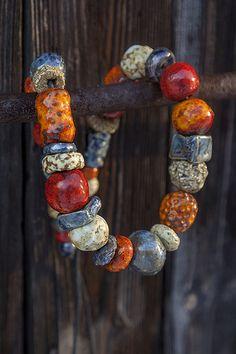 Marika Akilova, The Frost Berry Beads