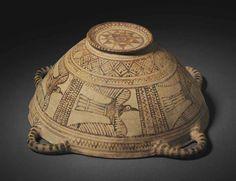 A BOEOTIAN POTTERY BOWL   CIRCA 560-540 B.C.   Ancient Art & Antiquities Auction   6th Century B.C., Ancient Art & Antiquities   Christie's