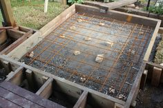 concrete slab foundation - Google Search