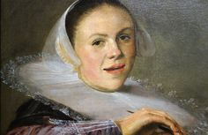 Video-Dutch Baroque, Women, Working Artists at the time/guilds Judith Leyster, Self-Portrait, c. 1633