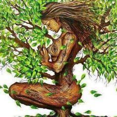 Tree Goddess!!!