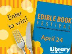 Edible Books Festival at St. Cloud State University