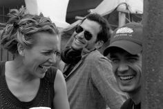 Annie, Ben, and Auggie from Covert Affairs!... New season starts this week! I'm so excited!