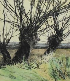Mary Cossey printmaking