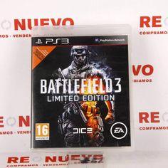 #Videojuego #BATTLEFIELD 3 para #PS3 E270885 de segunda mano | Tienda online de segunda mano en Barcelona Re-Nuevo #segundamano