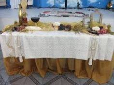 Resultado de imagem para decoração para santa ceia evangelica