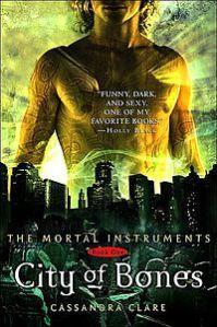 Review: City of Bones #hotm #review #blog