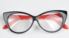 JIE.B Cute Lovely Cat Eye Glasses Frame Women Fashion Glasses Eyewear Accessories 7 Colors oculos de sol feminino