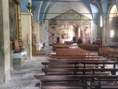 Chiesa di San Rocco.Bagolino Bs