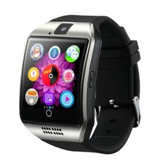 Cheap smart watch, Buy Quality smartwatch for android directly from China bluetooth smartwatch Suppliers: Passometer Smart watch with Touch Screen camera TF card Bluetooth smartwatch for Android IOS Phone App Iphone, Ios Phone, Android Phones, Android Wear, Android Smartphone, Fitness Tracker, Sport Watches, Watches For Men, Gps Watches