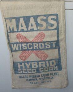 Maass Wiscrost Hybrid Seymour, Wisconsin