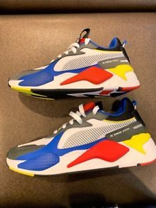 Details about New PUMA RS X Toys Sneakers Shoes WhiteRoyal