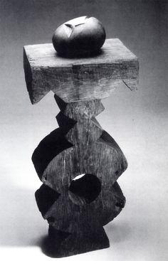 The First Cry - Constantin Brancusi