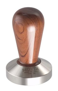 Motta 110 Professional Flat Base Coffee Tamper Bubinga Handle ** You can get more details by clicking on the image. (This is an affiliate link) Espresso At Home, Best Espresso, Espresso Coffee, Barista, Cappuccino Tassen, Coffee Tamper, Cheap Coffee, Coffee Accessories, Vase